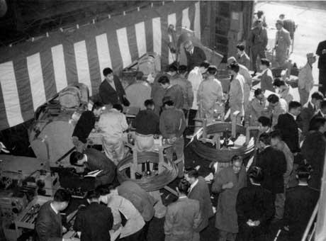 1965年ナットの生産革命
