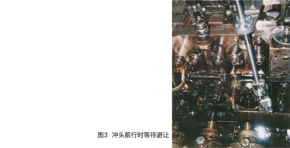 模具的冷却系统和短轴支撑02