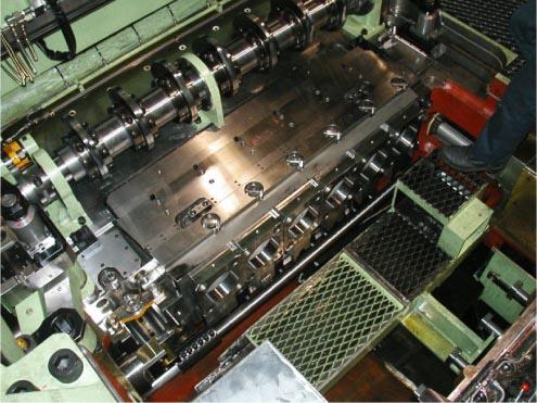 機内ステップの設置02